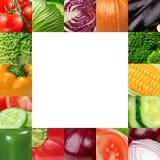Nya färgfrukter och grönsaker sund begreppsmat Arkivfoton