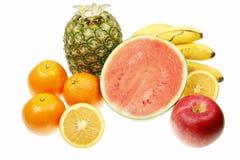 nya frukter Arkivbild