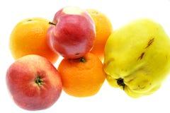 nya frukter arkivfoton