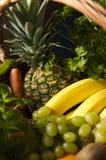 Nya frukter Fotografering för Bildbyråer