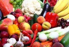 nya frukter för livsmedel andra grönsaker Royaltyfria Foton