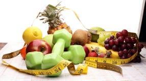 nya frukter gladlynt blandade fruktfrukter royaltyfria bilder