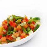 nya fryste grönsaker arkivfoton