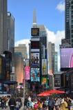 nya fyrkantiga tider 2011 för stad york Arkivbild