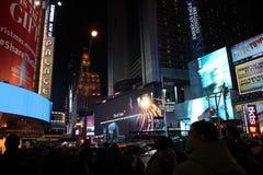 nya fyrkantiga tider york Royaltyfri Fotografi
