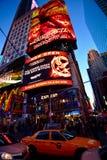 nya fyrkantiga tider york Arkivbilder
