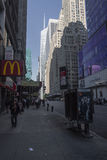 nya gator york Royaltyfri Bild