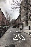 nya gator york för stad Royaltyfria Bilder