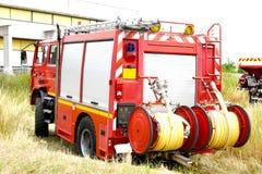Nya Glasgow Fire Department fotografering för bildbyråer