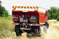 Nya Glasgow Fire Department royaltyfria foton