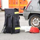 Nya Glasgow Fire Department royaltyfri foto