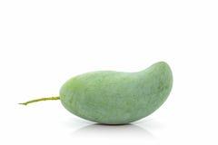 nya gröna mango royaltyfria foton