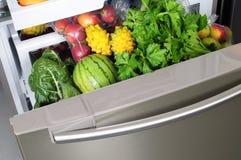 Nya grönsaker. Arkivbild