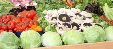 Nya grönsaker. Arkivfoto