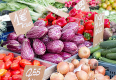 Nya grönsaker Royaltyfri Foto