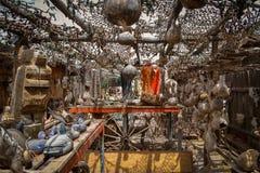 Nya historiska gamla Mesilla - Mexiko Arkivfoto