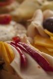 Nya läckra smörgåsar Royaltyfria Bilder