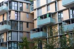 Nya lägenheter Royaltyfria Foton