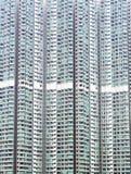 Nya lägenheter i Hong Kong Royaltyfri Fotografi