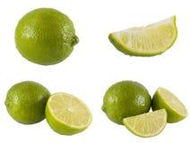 nya limefrukter royaltyfri fotografi