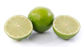 nya limefrukter Arkivbild
