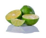 nya limefrukter Arkivbilder