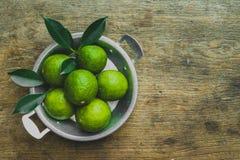 nya limefrukter Royaltyfri Foto