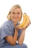 nya lyckliga sunda sjuksköterskagrönsaker för mat Royaltyfri Bild