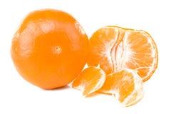 nya mandarins Royaltyfri Foto