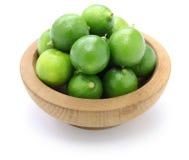 Nya nyckel- limefrukter Arkivfoton