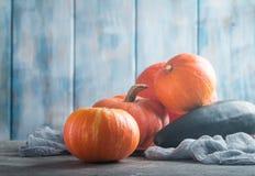 nya orange pumpor Fotografering för Bildbyråer