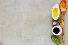 Nya organiska ingredienser Royaltyfria Bilder