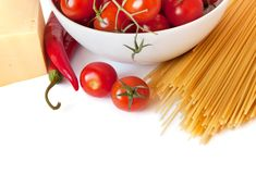 nya pastagrönsaker Arkivfoto