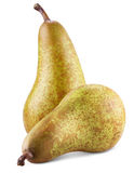 nya pears Arkivbild