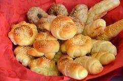 nya produkter för bageri Royaltyfria Bilder
