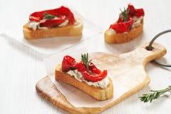 nya rostat bröd Royaltyfria Foton