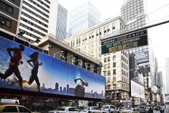 nya running york Arkivbild