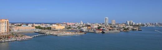 Nya San Juan, Puerto Rico Arkivfoto