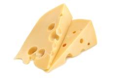 nya skivor för ost Royaltyfri Bild