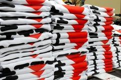 nya skjortor t york för stad Arkivfoton