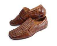 nya skor Arkivbilder