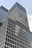 nya skyskrapor york för stad Arkivfoton