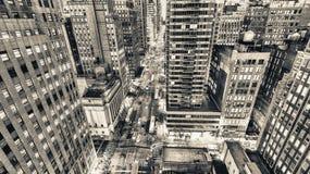 nya skyskrapor york för stad Royaltyfria Bilder
