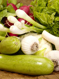 nya smakliga grönsaker Royaltyfria Foton