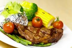 nya steakremsagrönsaker york Arkivbilder