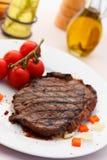 nya steakremsagrönsaker york Royaltyfri Bild