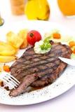 nya steakremsagrönsaker york Fotografering för Bildbyråer