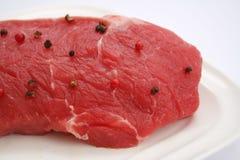 nya steaks Royaltyfri Foto