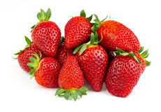 Strawberrys Royaltyfria Foton