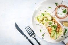 Nya sunda taco Fotografering för Bildbyråer